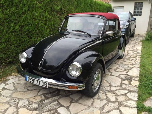 Coccinelle 1303 cabriolet