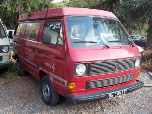 VW Transporter T3 JOKER westfalia
