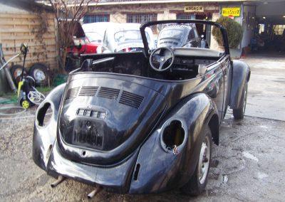 VW coccinelle 1303 cabriolet
